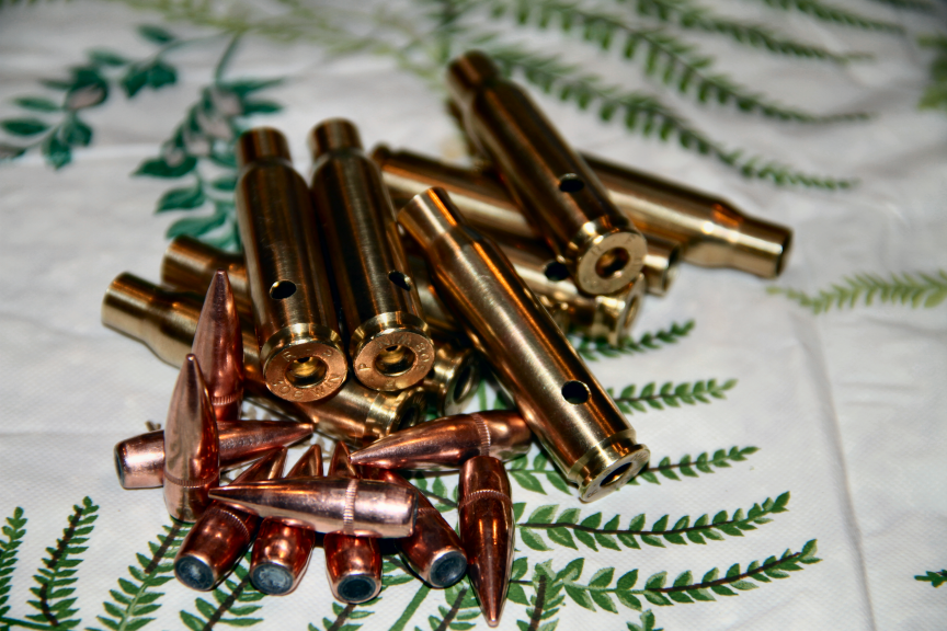 Brass and Bullets
