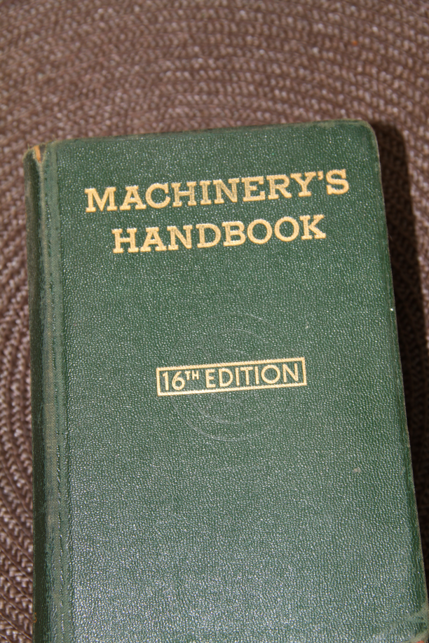 Machinerys Handbook