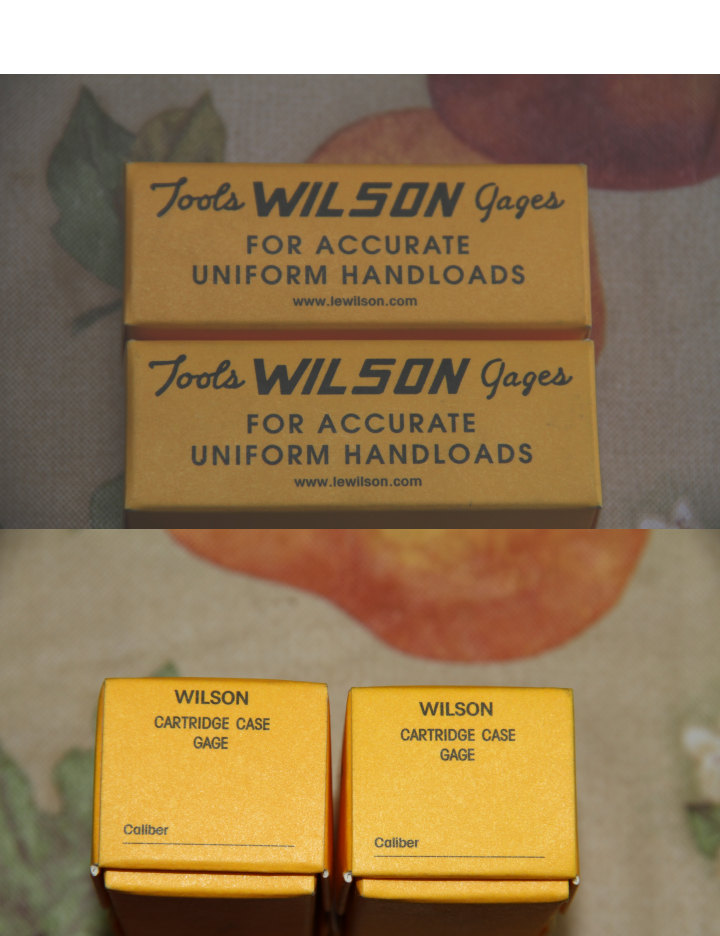 Wilson Case Gauges